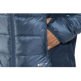 Bergans Myre Down Jacket Men Dark Steel Blue
